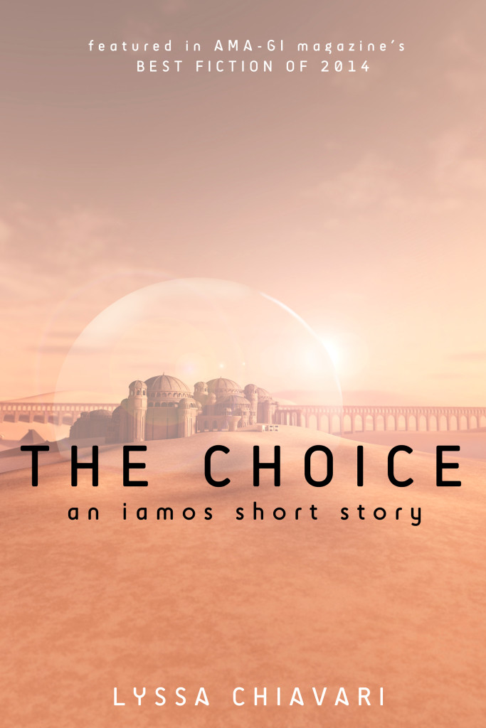 The Choice Cover - resized