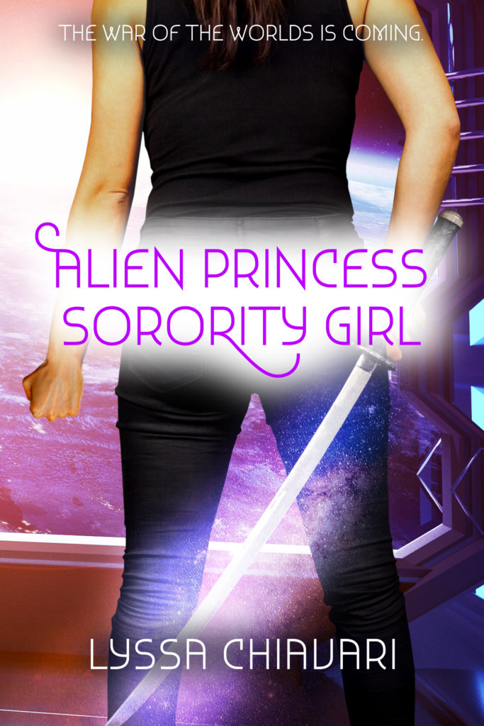 Alien Princess Sorority Girl
